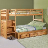 مدل جدید تخت خواب دو طبقه