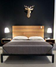 انواع نمونه  ها از تخت خواب چوبی