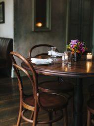 میز و صندلی برای کافه