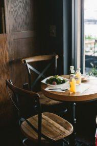نمونه میز و صندلی برای کافه رستوران