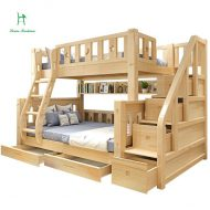 مدل های جدید تخت خواب دو طبقه چوبی