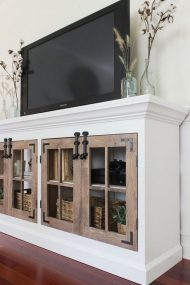 میز تلویزیون چوبی جدیدترین مدل ها