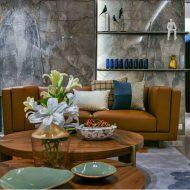 5 میز جلو مبلی شیک و چوبی برای دکوراسیون منزل